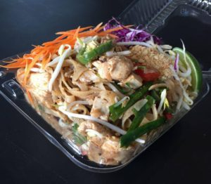 Chicken Pad Thai Meal